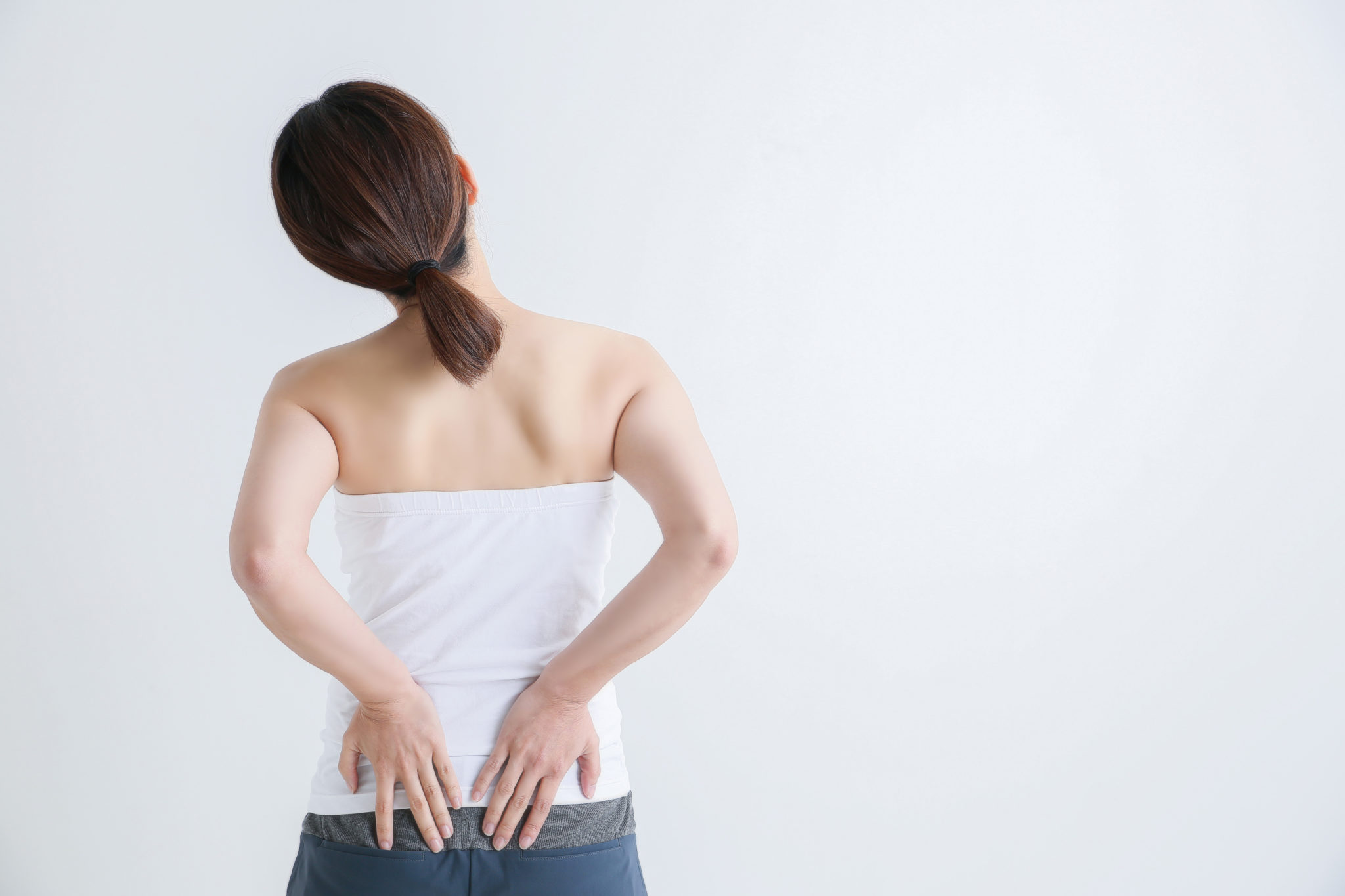 腰痛與腎虛有著密切的關係