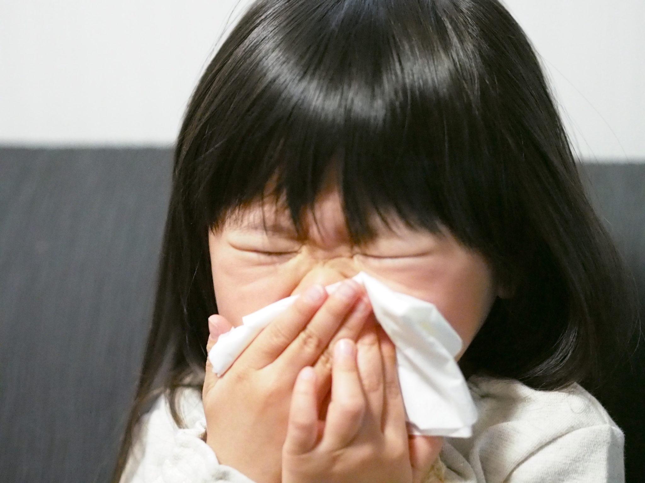 近日流感肆虐,愈來愈多小朋友不幸「中招」。